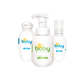 Baby skin care